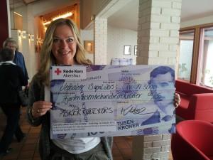 Støtt Asker Røde Kors Hjelpekorps